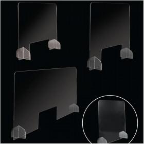 Barriera in Plexiglass Covid 19