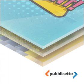 Pannello personalizzato su Plexiglas
