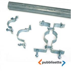 Staffa per montaggio Tabelle metalliche