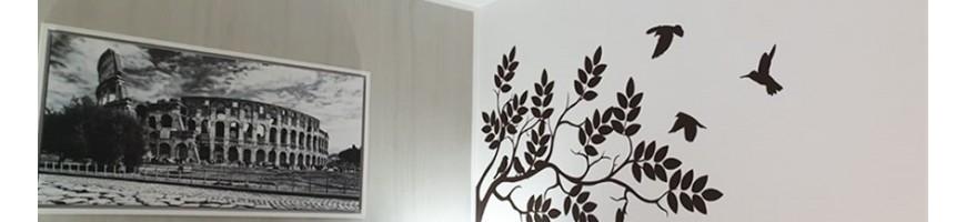 Adesivi decorativi in pvc