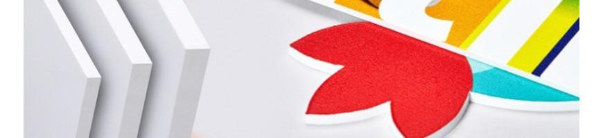 Pannelli personalizzati in materiale Forex